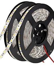 120W W Гибкие светодиодные ленты 9000 lm DC12 10 м 600 светодиоды Теплый белый белый красный желтый синий зеленый