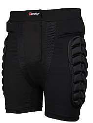 Cycling Pants Unisex Bike Shorts Breathable Comfortable Protective Cotton Sports Solid Cycling/Bike Cross-Country