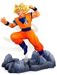 Anime figuras de ação inspirado por dragão bola filho goku 13 cm modelo brinquedos boneca brinquedo