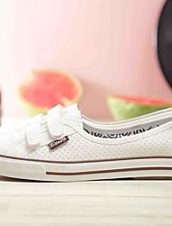 Herren-Sneaker-Lässig-PUKomfort-Weiß