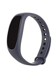 Cardmisha k2 bracelet intelligent oled displaytouch écran Facebook ou Twitter moniteur de fréquence cardiaque photo à distance pour