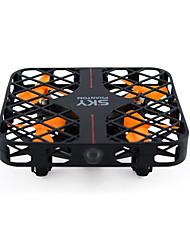 Drone RC 4 Canaux 6 Axes 2.4G - Quadri rotor RC Retour Automatique Mode Sans TêteQuadri rotor RC Télécommande 1 Batterie Pour Drone Câble