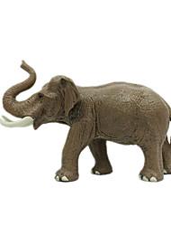 Action & Figurines Maquette & Jeu de Construction Eléphant Plastique