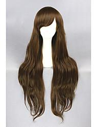 Long Brown Curl Beautiful Lolita 32inch wig CS-130A