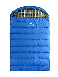 Sleeping Bag Rectangular Bag Single 0 Hollow Cotton140 Camping Portable Keep Warm