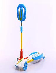 Kinder Tretroller 20 Zoll Leichtes Gewicht --Rot Grün Blau