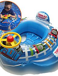 Flotador rosquilla piscina Deportes y juegos al aire libre Circular Plástico 2 a 4 años