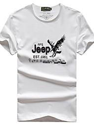 Homme Tee-shirt Pêche Séchage rapide Respirable Eté