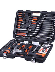 SHEFFIELD® S010061 61PC Household Tool Kit with Tool Box
