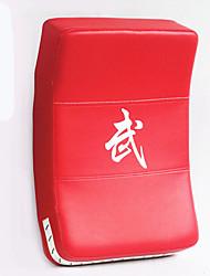 Manopla de Boxe Sanda Taekwondo Treino de Força Couro Ecológico