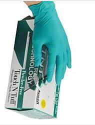 ArcelorMittal Ansell vihreä butyronitonitrile on kertakäyttöinen käsine 1-100 / laatikko
