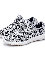 Women's Sneakers Spring Summer Comfort Couple Shoes Light Soles Tulle Outdoor Athletic Casual Flat Heel Running Shoes