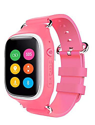 YYA6 GPSLBSA-GPSWIFI Tracker Kids watch for Girl Boy Student Child SmartWristwatch Location Device SOS Call Alarm Smartwatch for IOS Android