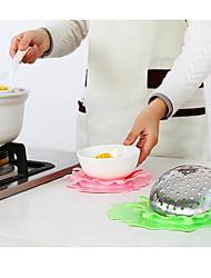 1 Pças. Other For Other Silicone Ecológico Alta qualidade Não-Pegajoso Gadget de Cozinha Criativa termo-isolante