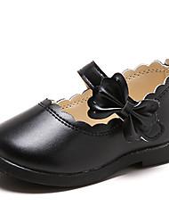Fille-Habillé Décontracté Soirée & Evénement--Talon Plat-Confort Flower Girl Chaussures-Sandales-Polyuréthane