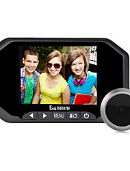 Danmini  3.5Inch Taking Picture And Video Recording Color Screen Peephole Viewer