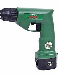 Hitachi 7.2v forage de charge 10mm nickel cadmium tournevis de charge dn10dsa