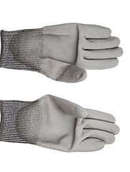Star gloves 9 PU Anti Cutting Gloves AndMedium-SizedPalm Dip Industrial Protective Gloves.