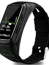 Pulseira Inteligente Android iOSImpermeável Suspensão Longa Calorias Queimadas Pedômetros Tora de Exercicio Saúde Esportivo Monitor de