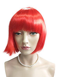Short Bob Straight Wig Women Party BOB Wig For Women Cosplay Costume Wig Hairstyle