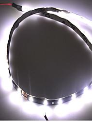 2pcs 11,8 '' 1440lm levou strip flexível ip67 levou tiras