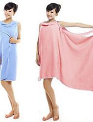 Softly Magic Bath Robe Towel Keep Warm & Comfortable