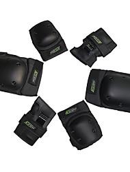 Unisex Knee Brace Thickening Easy dressing Eases pain Wearproof Skateboarding Sports Outdoor
