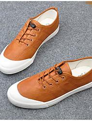 Herren-Sneakers Frühling Komfort Leinwand Gummi casual