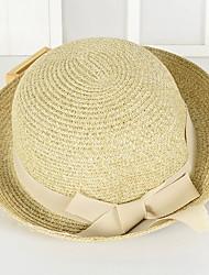 Straw Hat Cap Summer Folding Beach Outdoor Tourism Hawaii Folding Soft Sun Hat