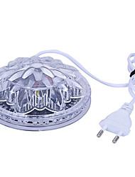 Étonnante ufo portable laser stades de scène 5w rgb 48 leds tournesol conduit éclairage lampe de mur pour ktv dj mariage mariage ac90-240v