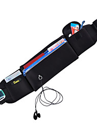 3 L Sacs Banane Escalade Sport de détente Camping & Randonnée Etanche Résistant à la poussière Vestimentaire Multifonctionnel