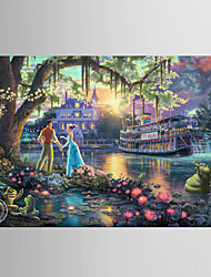 Giclee Print Famous Modern Classic,One Panel Canvas Horizontal Print Wall Decor For Home Decoration