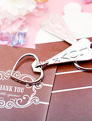 Key to My Heart Bottle Opener in Thank You Gift Bag Beter Gifts® Life Style