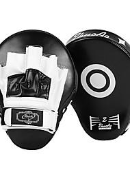Бокс и боевых искусств Pad Боксерские перчатки Мишени для боевых искусств Боксерская лапа Бокс ТхэквондоСкорость профессиональный уровень