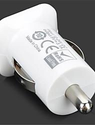 Carregamento Rápido Outro 2 Portas USB Carregador Somente DC 5V/3.1A