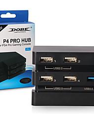 Conjuntos de Acessórios Para PS4 Prop Hub USB