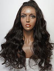 Top Full Lace Human Hair Wigs for Black Women Loose Wave Brazilian Virgin Human Hair Wigs with Baby Hair 130 Density Full Lace Wigs Free Shipping