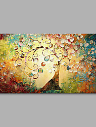 IARTS®Oil Painting Landscape Tree of Life with Stretched Frame Hand-Painted On Canvas For Home Decoration