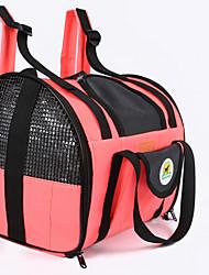 Chat Chien Sac de transport Sac à dos avant Animaux de Compagnie Transporteur Portable Diatonique double Respirable Pliable Massage Doux