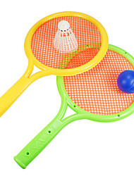 Raquetes de Badminton volantes1 Peça) -Elasticidade Alta Durabilidade