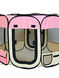 Pet Carrier Portable China 8-Panel Pet Playpen for Cat or Small Animal Pet Tent Portable Dog Pen Pop Up