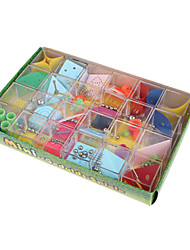 Metal Beads Puzzle Toys 24PCs/Lot