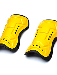 Unisex Knee Brace Shin Guards Wearproof Eases pain Protective Shock Proof Football Soccer Sports Outdoor Professioanl Use EVA