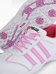Casual Shoes Golf Shoes Women's Anti-Slip Anti-Shake/Damping Cushioning Breathable Wearproof Outdoor Low-Top Rubber Leisure Sports