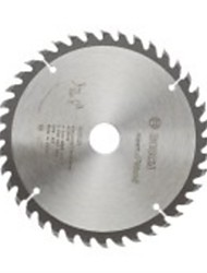 A lâmina de serra circular de liga 7 polegadas do bosch tem 184 x t40 de madeira de corte / 1 chip