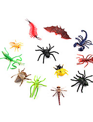 Display Model Animals Plastic PVC 12