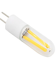 1.5W G4 Luces LED de Doble Pin T 2 COB 140-180 lm Blanco Cálido Blanco Fresco Decorativa V 1 pieza