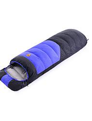 Schlafsack Rechteckiger Schlafsack Einzelbett(150 x 200 cm) -35--25 T/C BaumwolleX80 Camping Draußen warm halten
