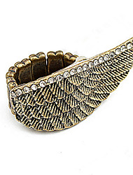Han Edition Fashion Personality Ring - Invisible Wings