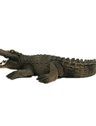Action & Figurines Maquette & Jeu de Construction Crocodile Plastique